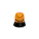 Oranje flitslicht, truck