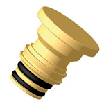 Steek/schroefkoppeling pneum. rem acc.