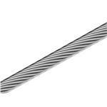Staalkabel roestvast staal