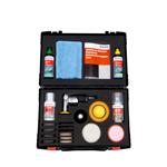 Rein.middel + verz.product assrtmnt/set