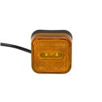 Led-zijmarkeringslicht voor M.A.N./TG-A - LED ZIJMARK. LAMP MAN 24 V KABEL