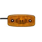 Led-zijmarkeringslicht, universeel Hella-design - LED ZIJMARKERINGSLAMP 24 V